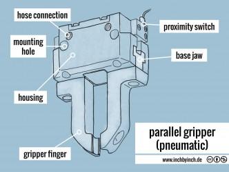 0220 parallel gripper
