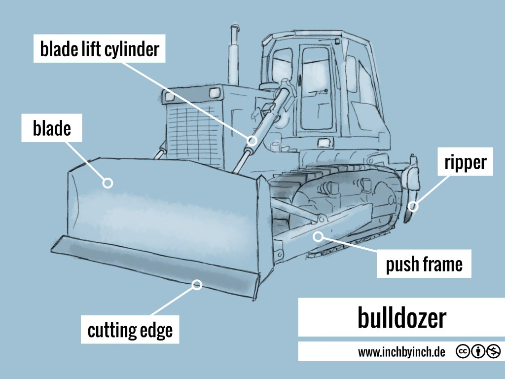 0077 bulldozer
