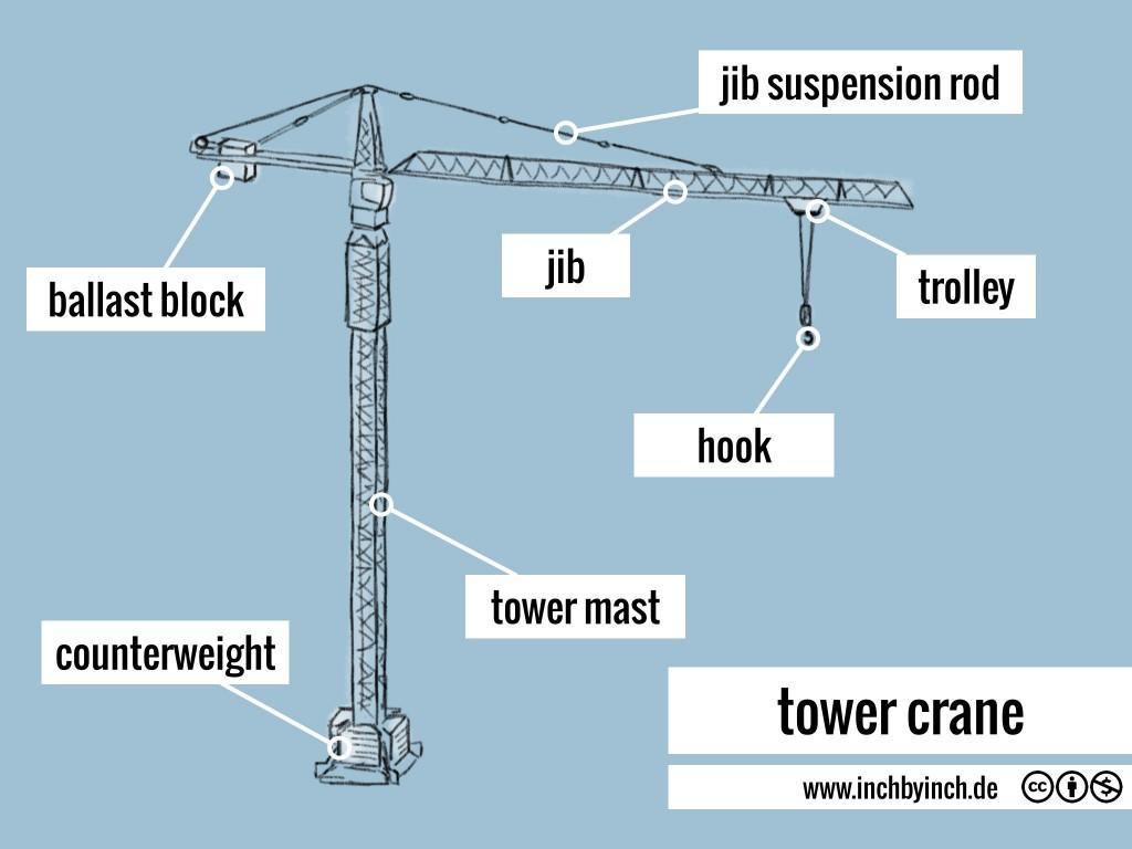 0078 tower crane