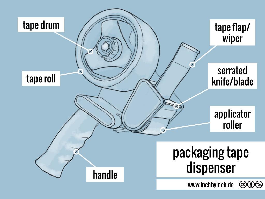 0152 tape dispenser