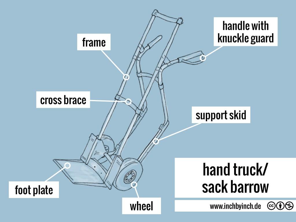 0159 hand truck