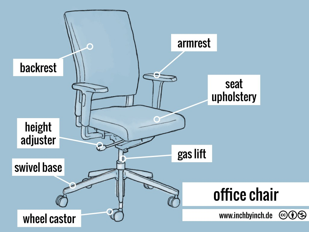 0176 office chair