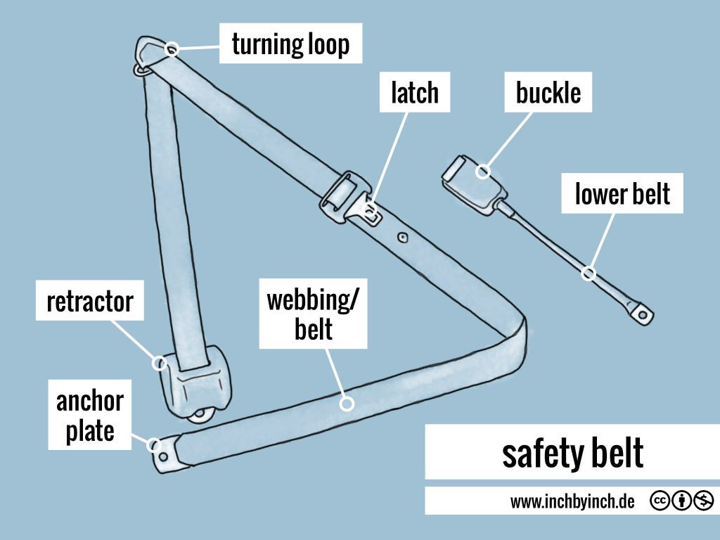 0274 safety belt